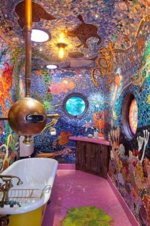 ديكورات حمامات 2015 (4)