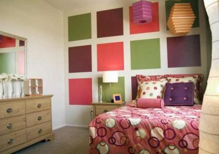 صور الوان حوائط بالوان جديدة (2)
