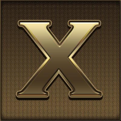 صور حرف اكس انجليزي (12)
