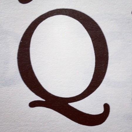 صور حرف كيو Q (5)