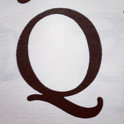 صور حرف Q كيو بالانجليزي ميكساتك