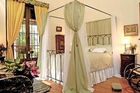 صور ستائر غرف نوم حديثة