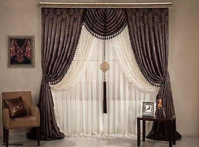 صور ستائر لغرف النوم مميزة