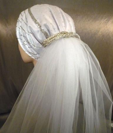 لفات طرح زفاف (11)