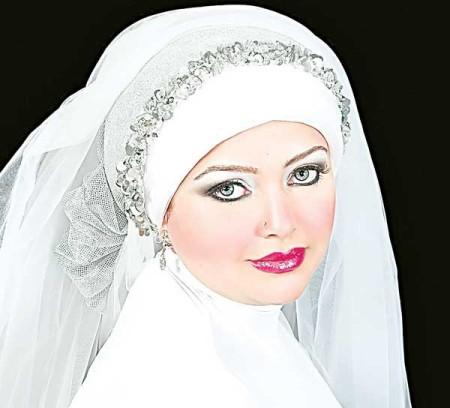 لفات طرح زفاف (5)