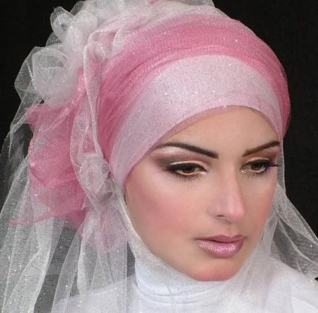 لفات طرح زفاف (7)