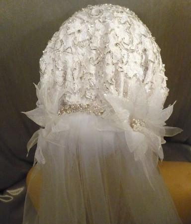 لفات طرح زفاف (9)