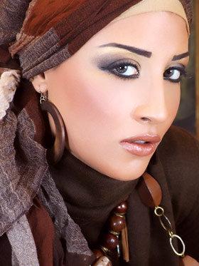 لفات طرح محجبات 2015 (7)