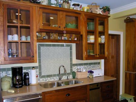 مطابخ خشب حديثة ومودرن مميزة (2)
