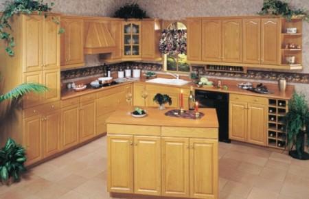 مطابخ خشب حديثة ومودرن مميزة (4)
