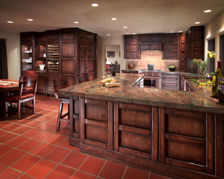 مطابخ خشب حديثة ومودرن مميزة (5)