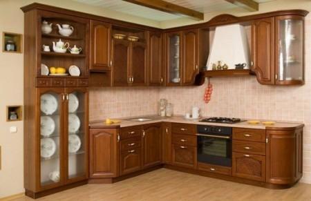 مطابخ خشب حديثة ومودرن مميزة (6)