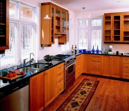 مطابخ خشب للعرسان (4)