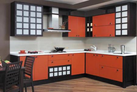 مطبخ اورانج