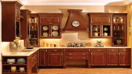 مطبخ خشب (1)