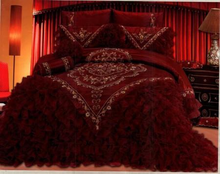 مفارش سرير فخم