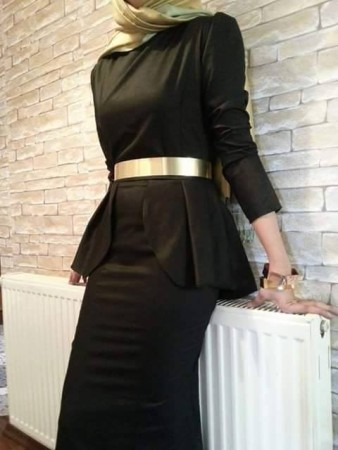 ملابس للمحجبات باحدث موضة (6)