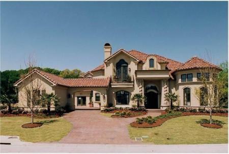 واجهات منازل 2015 تصاميم حديثة (1)