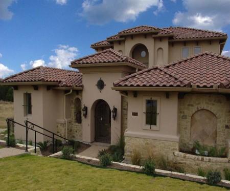 واجهات منازل 2015 تصاميم حديثة (4)