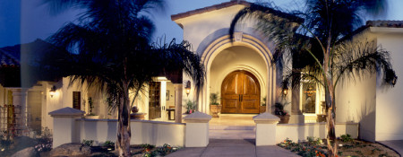 واجهة منزل فخمة واجهات راقية بتصميمات عالمية (1)