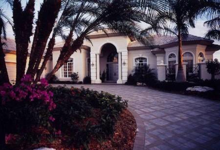 واجهة منزل فخمة واجهات راقية بتصميمات عالمية (2)