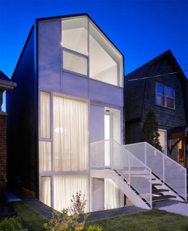 واجهة منزل فخمة واجهات راقية بتصميمات عالمية (3)