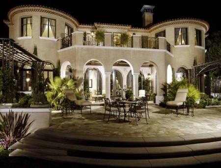 واجهة منزل فخمة واجهات راقية بتصميمات عالمية (4)