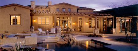 واجهة منزل فخمة واجهات راقية بتصميمات عالمية (5)
