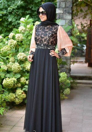 اجدد ملابس محجبات موضة صيف 2015 (4)