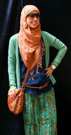 احلي ملابس محجبات موضة صيف 2015 (1)