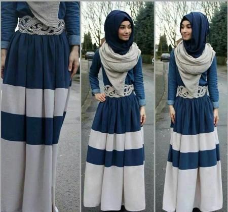 احلي ملابس محجبات موضة صيف 2015 (2)
