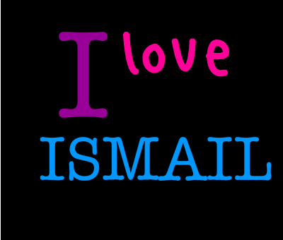اسماعيل i Love ismail (4)