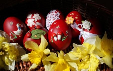 اشكال بيض شم النسيم (2)