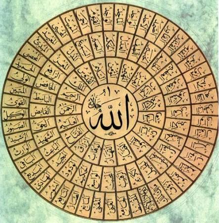 خلفيات مكتوب عليها الله (3)