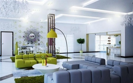 ديكور شقة (1)
