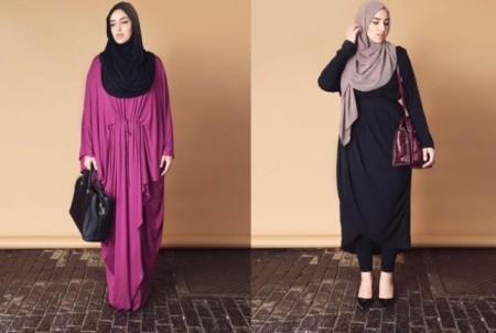 ملابس حوامل محجبات 2015 (3)