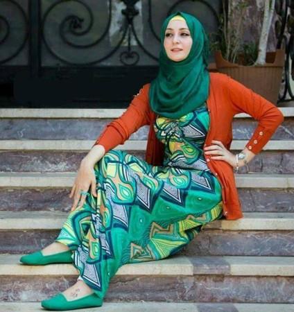 ملابس محجبات صيف موضة 2015 (1)
