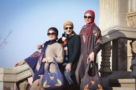 ملابس محجبات موضة صيف 2015 (4)