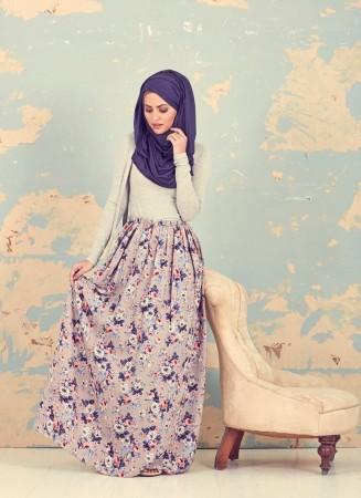 ملابس محجبات موضة صيف 2015 (7)