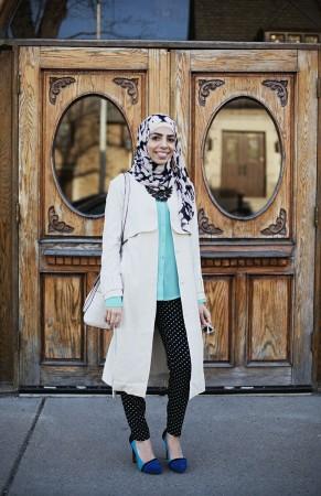 ملابس محجبات موضة 2015 (2)