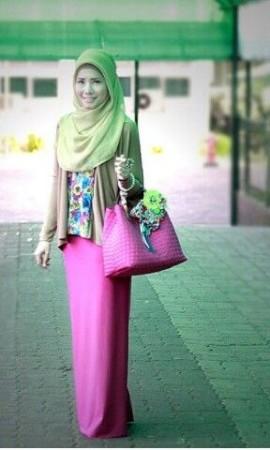ملابس محجبات موضة2015 (3)