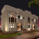 واجهات منازل عمانية (1)