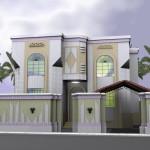 واجهات منازل عمانية (2)