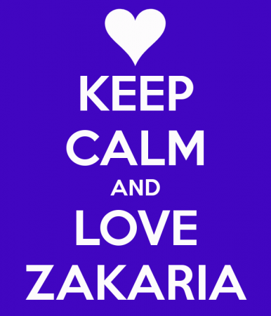 KEEP CALM AND LOVE ZAKARIA (3)