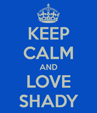 keep calm and love shady (3)