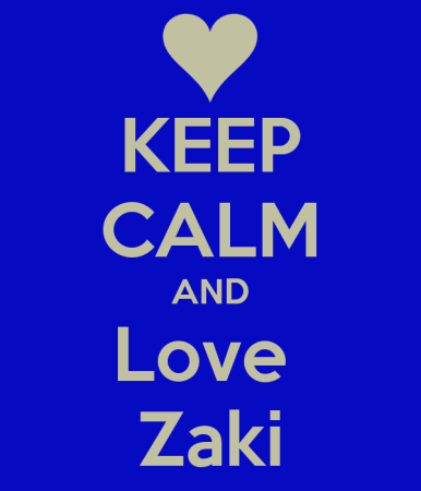 keep calm and love zaki (1)