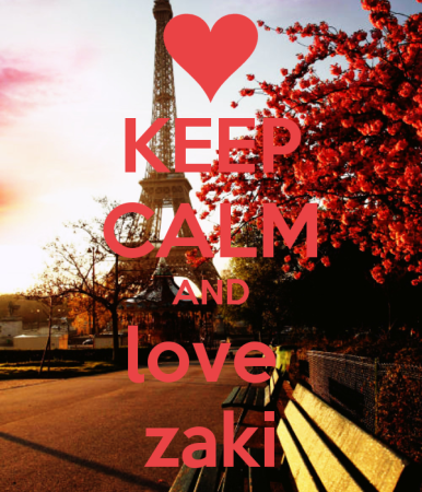 keep calm and love zaki (2)