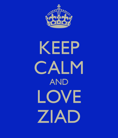 keep calm and love ziad (5)