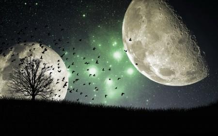 أجمل صور القمر (1)