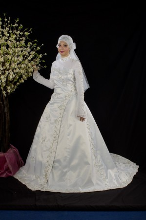 احدث فساتين عروس (2)